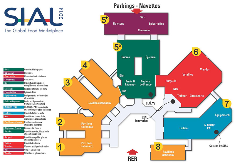 Sial-map